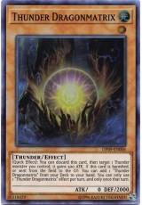 OP09-EN006 - Thunder Dragonmatrix - Super Rare