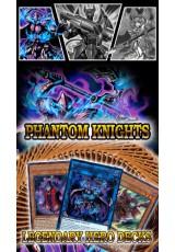 Yu-Gi-Oh! Decks de Heróis Lendários - Deck dos Cavaleiros Fantasmas