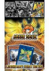 Yu-Gi-Oh! Decks de Heróis Lendários - Deck o Retorno de Aesir