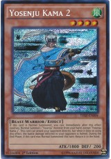 Yosenju Kama 2 - THSF-EN004 - Secret Rare