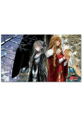 Playmat Duel Shop - Isolde, Two Tales of the Noble Knights