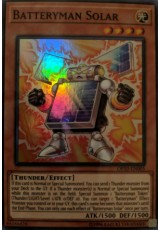 Batteryman Solar - OP10-EN005 - Super Rare