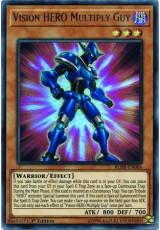 Vision HERO Multiply Guy - BLHR-EN006 - Ultra Rare
