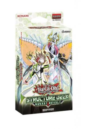Yu-Gi-Oh! Deck Estrutural - Revolta do Foguette