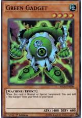 Green Gadget - FIGA-EN006 - Super Rare