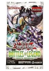 Yu-Gi-Oh! Batalha das Lendas - Vingança do Herói Booster