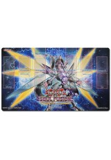 Playmat Oficial Konami - Sneak Peek - Cyberse Clock Dragon