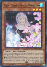 Ghost Sister & Spooky Dogwood - DUDE-EN005 - Ultra Rare