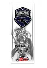 Inscrição INICIANTE - DSC20 ABRIL (19/04/20)
