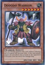 Dododo Warrior - ZTIN-EN001 - Super Rare