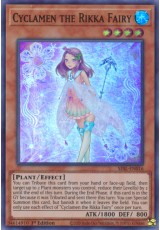 Cyclamen the Rikka Fairy - SESL-EN016 - Super Rare