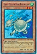 Mecha Phantom Beast Turtletracer - LTGY-EN000 - Super Rare
