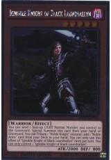 Ignoble Knight of Black Laundsallyn - NKRT-EN005 - Platinum Rare