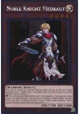 Noble Knight Medraut - NKRT-EN006 - Platinum Rare