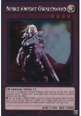 Noble Knight Gwalchavad - NKRT-EN007 - Platinum Rare