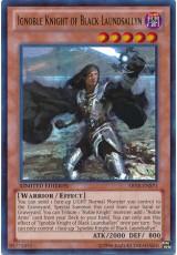 BrIgnoble Knight of Black Laundsallyn - ABYR-EN000 - Super Rare