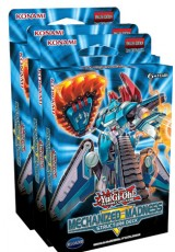 3x Yu-Gi-Oh! Deck Estrutural - Loucura Mecanizada (3 unidades)