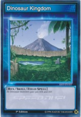 Dinosaur Kingdom - SS03-ENAS1 - Common