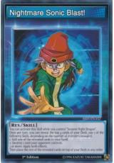 Nightmare Sonic Blast! - SS03-ENAS2 - Common