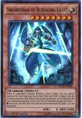 Swordsman of Revealing Light - MP15-EN245 - Ultra Rare