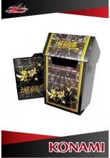 Deck Box Oficial Konami - Golden Duelist Collection