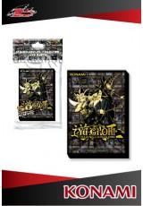 Deck Protector Oficial Konami (50 sleeves) - Golden Duelist Collection