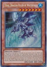 Tidal, Dragon Ruler of Waterfalls - CT10-EN001 - Secret Rare