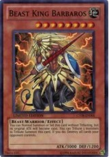 Beast King Barbaros - CT08-EN005 - Super Rare