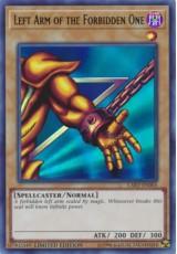 Left Arm of the Forbidden One - LART-EN005 - Ultra Rare
