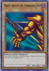 Right Arm of the Forbidden One - LART-EN006 - Ultra Rare