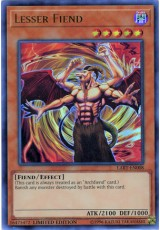 Lesser Fiend - LART-EN008 - Ultra Rare