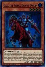 Gaia the Fierce Knight Origin - ROTD-EN000 - Super Rare