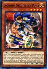 Dogmatika Theo, the Iron Punch - ROTD-EN006 - Common