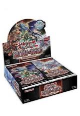 Yu-Gi-Oh! Batalha das Lendas - Armagedom Booster Box