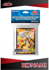 Deck Protector Oficial Konami - Warrior Strike