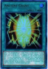Ancient Chant - LED7-EN004 - Ultra Rare