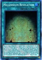 Millennium Revelation - LED7-EN006 - Super Rare