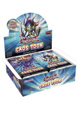 Yu-Gi-Oh! Caos Toon Booster Box