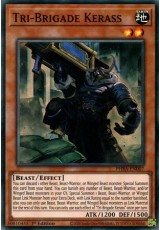 Tri-Brigade Kerass - PHRA-EN007 - Super Rare