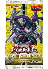 Yu-Gi-Oh! Novos Desafiantes Booster