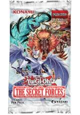 Yu-Gi-Oh! As Forças Secretas Booster