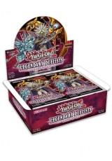 Yu-Gi-Oh! Duelistas Lendários: Fúria de Rá Booster Box