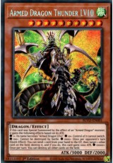 Armed Dragon Thunder LV10 - BLVO-EN001 - Secret Rare