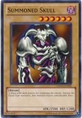 Summoned Skull - DEM1-EN001 - Common