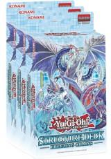 3x Yu-Gi-Oh! Deck Estrutural - Correntes Glaciais (3 unidades)