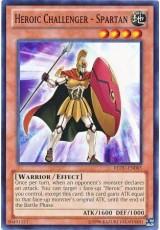 Heroic Challenger - Spartan - REDU-EN005 - Common
