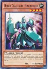 Heroic Challenger - Swordshield - REDU-EN007 - Common