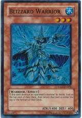 Blizzard Warrior - HA01-EN002 - Super Rare