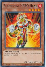 Elemental HERO Heat - SDHS-EN005 - Common