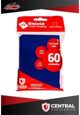 Central Shield Mini (60 Sleeves) - Azul